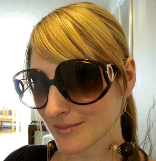 Trisha - Jewellery Designer from Toronto (Canada) with Dior 2757