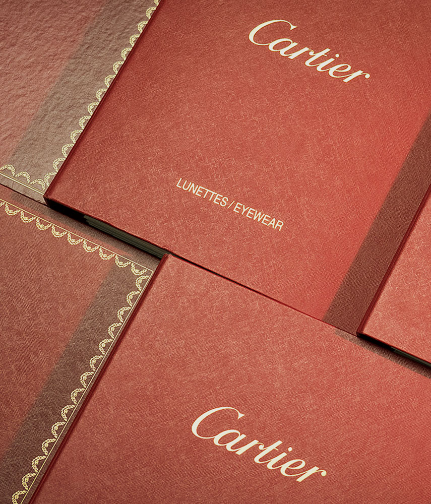 The story of the Cartier eyewear