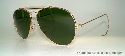 occhiali ray ban 1970