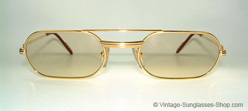 325636fb8e You may also like these glasses. Cartier Romance Santos - L Luxury Frame  Details. Cartier Romance Santos - L. 699.00 EUR · Cartier MUST LC - M Elton  John ...