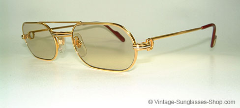 ff46892bed77 Sunglasses Cartier MUST LC - Changeable - Elton John