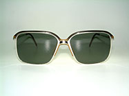 Christian Dior 2089 - 80's Men's Shades Details