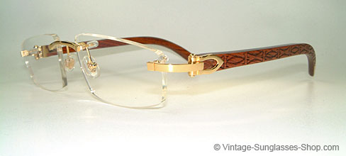 cartier ferret precious wood