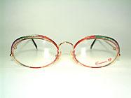 Casanova TSC1 - 80's Art Eyeglasses Details