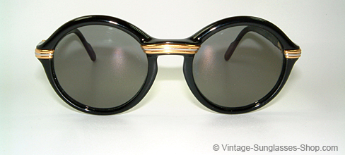 Cartier Cabriolet - Large - Round Luxury Shades