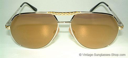 Bugatti EB 502 - Medium - Gold Mirrored