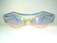 Casanova LC9 - 80's Art Sunglasses Details