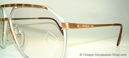 Designer Eyeglass Frames From Germany : Vintage Sunglasses Product details Glasses Alpina M6