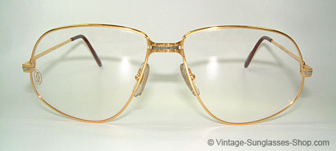eb271fbd4ec Glasses Cartier Panthere G.M. - Medium - Luxury Eyeglasses