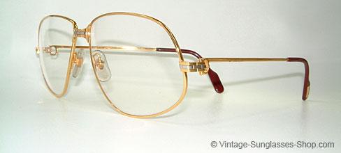c720f97e45 Glasses Cartier Panthere G.M. - Medium - Luxury Eyeglasses