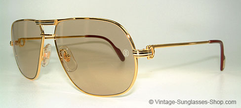 6ed3d641a6 Sunglasses Cartier Tank - Medium - Luxury Designer Shades