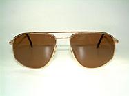 Zeiss 5951 - 80's Men's Sunglasses Details