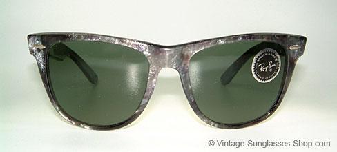 classic 1980s ray ban wayfarer  ray ban wayfarer ii limited edition details
