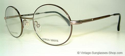 feb306dcb74 Glasses Giorgio Armani 789 - Classic Round Frame