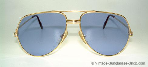 ec4a0d450e28a Sunglasses Cartier Vendome Louis Cartier - Medium