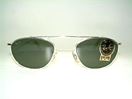Ray Ban Vintage Modified Aviator Details