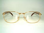 Cartier Amboise - Precious Wood Frame Details