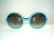 Alain Mikli 0107 / 643 - Round Sunglasses Details