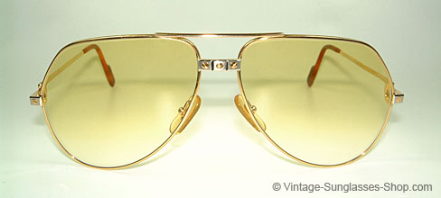 Sonnenbrillen Cartier Vendome Santos Large James Bond