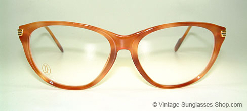 Vintage Sunglasses Product details Glasses Cartier Eclat ...