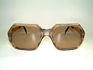 Duncker 2648 - 80's Gold Filled Shades Details
