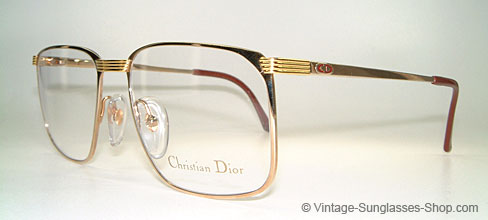 be21b30ab1 ... NO retro eyeglasses  but a unique original from 1986! the demo lenses  can be replaced with optical lenses. Christian Dior 2728 - 80 s Men s Frame