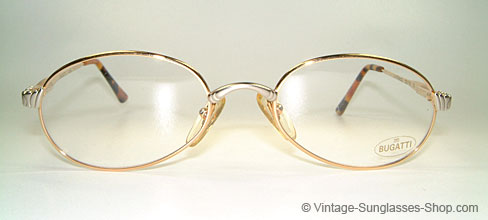 Bugatti 14108 - Titanium Eyeglasses