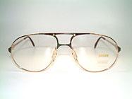 Zeiss 5893 - 80's Oversized Eyeglasses Details