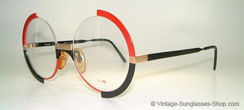 Casanova FC4 - Artful 80's Eyeglasses