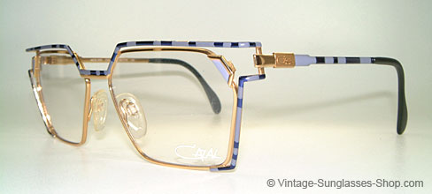 b88e9a9e84d Glasses Cazal 250 - Old School Hip Hop Frame