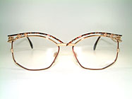 Cazal 280 - True 90's No Retro Glasses Details