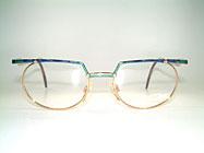 Cazal 288 - Original 90's No Retro Glasses Details