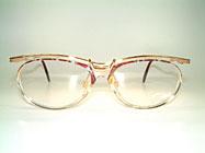 Cazal 364 - Extraordinary Eyeglasses Details