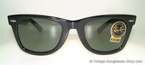 ray ban vintage glasses  ray ban wayfarer i blues brothers glasses details
