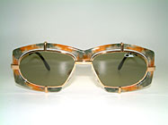 Cazal 872 - Flashy Haute Couture Shades Details
