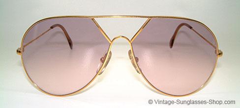 Alpina TR3 - 80's Aviator Sunglasses