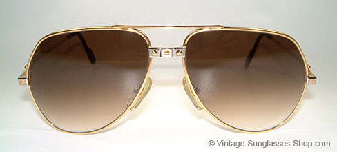 7a4e2ef0e9e Sunglasses Cartier Vendome Santos - Medium - 80 s Movie Shades ...