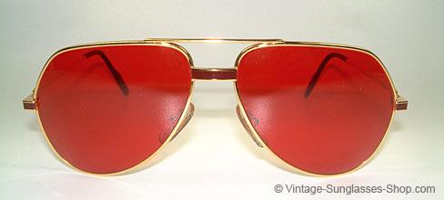 aa48010618f3 Sunglasses Cartier Vendome Laque - Medium - Aviator Shades