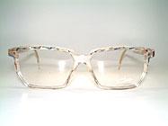 Cazal 515 - Crystal 90's Vintage Eyeglasses Details
