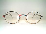 Cazal 1114 - Point 2 - Round Vintage Frame Details