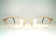 Cazal 107 - 90's True Vintage Eyeglasses Details