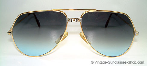 Cheap Low Price oversize sunglasses - Blue Cartier Buy Cheap Footaction Outlet Huge Surprise Looking For Outlet Fashion Style qRB4tG