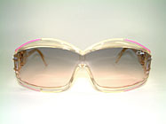 Cazal 857 - West Germany 80's Shades Details