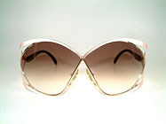 Christian Dior 2056 - 80's Butterfly Shades Details