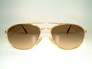 Cartier Driver - Large - 90's Aviator Shades Details