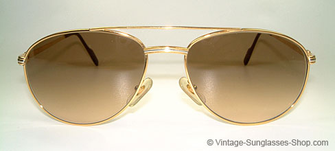 Cartier Driver - Large - 90's Aviator Shades