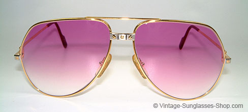 f1dddfc39db Sunglasses Cartier Vendome Santos - Large - James Bond Shades ...