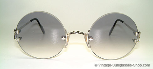 Cartier Madison Platine - Round Shades
