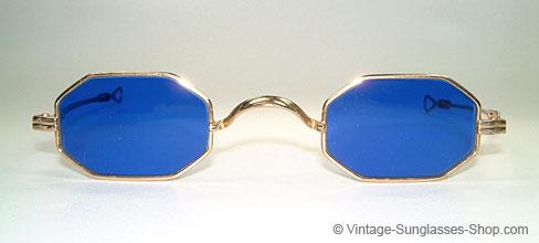 Sunglasses Lunor - Telescopic - Extendable Frame   Vintage Sunglasses 09a36f175d44