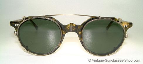 Sun Clip Oliver Opl FrameVintage Glasses Sunglasses Peoples 393 OiPXkuZ